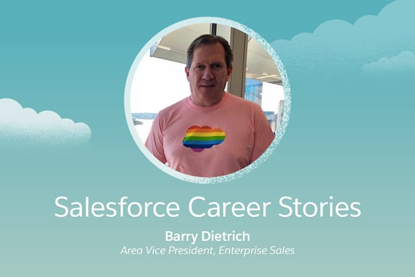 Salesforce Career Stories: The key to success at Salesforce? It starts with living our values