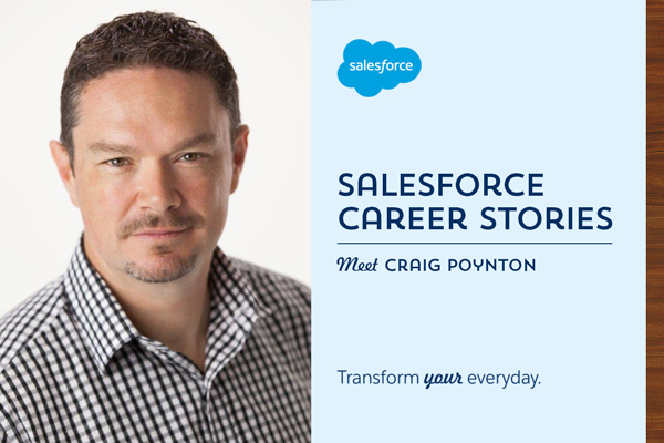 Salesforce Career Stories: An 11-year Salesforce veteran talks customer success