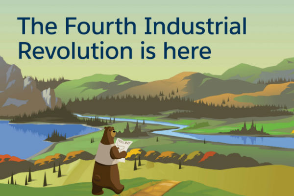 The Fourth Industrial Revolution is here - are you ready?