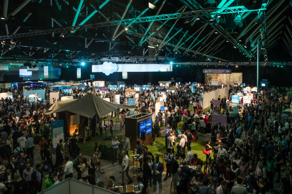 Salesforce World Tour Sydney has something for you - no matter your role