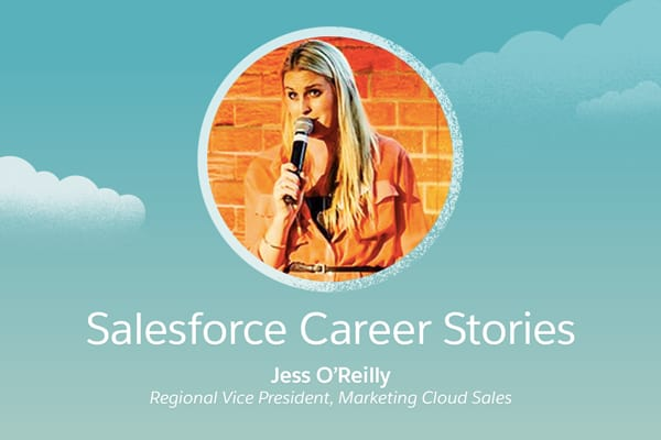 Salesforce Career Stories: Inside the hyper-growth culture of Salesforce Asia