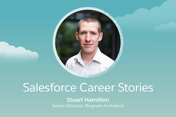 Salesforce Careers: Step inside the life of a Program Architect at Salesforce