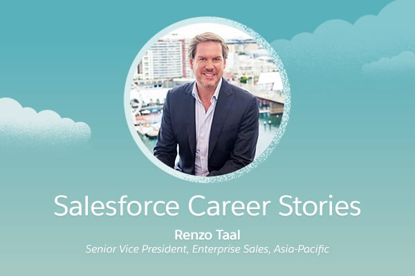 Salesforce Careers: Leadership lessons on why growth only happens when people come first