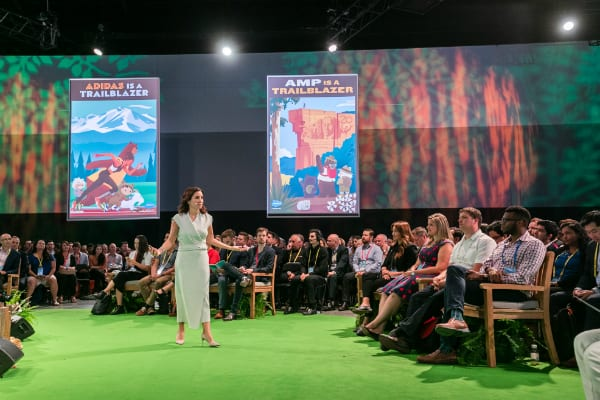 All the highlights from Salesforce World Tour Sydney 2018