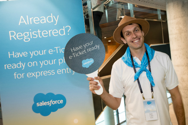 Everything you need to know for Salesforce World Tour Sydney tomorrow