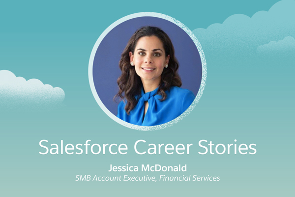 Salesforce Career Stories: A rising sales star shares her secret to success