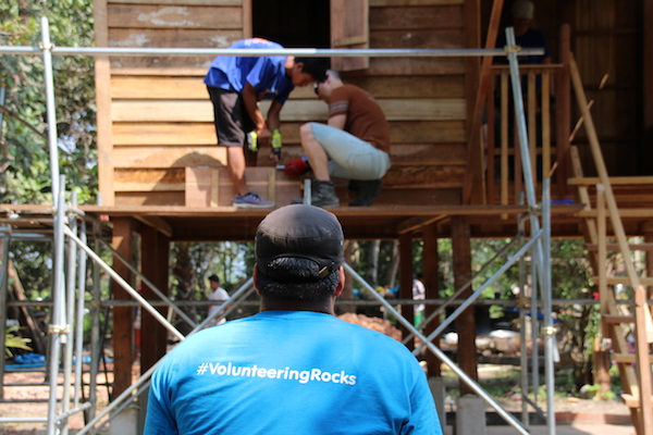 VBC + Salesforce: A pillar for Cambodian communities
