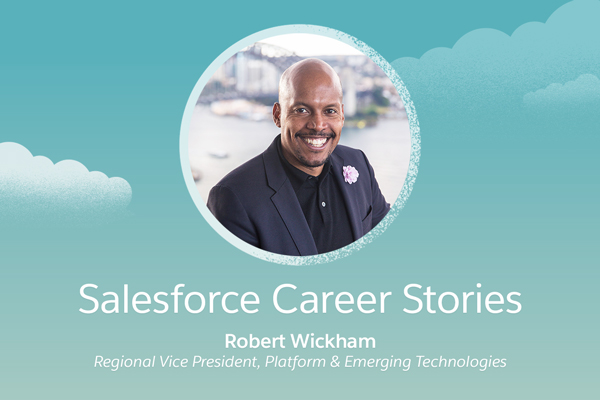 Salesforce Career Stories: Be part of a dramatically different future