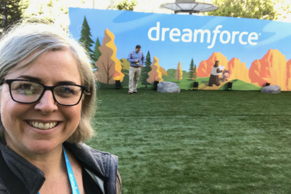 Gearing up for Dreamforce 18