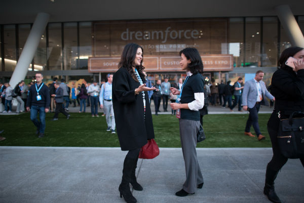 The Dreamforce opportunity
