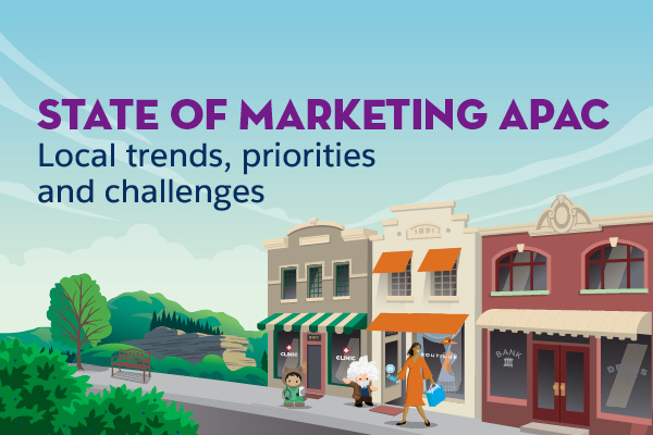 Trends, priorities and challenges in APAC marketing