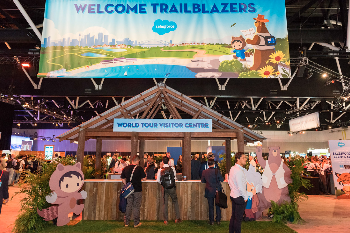 9 reasons to be excited about Salesforce World Tour Sydney 2019