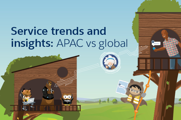 State of Service: Key highlights for APAC