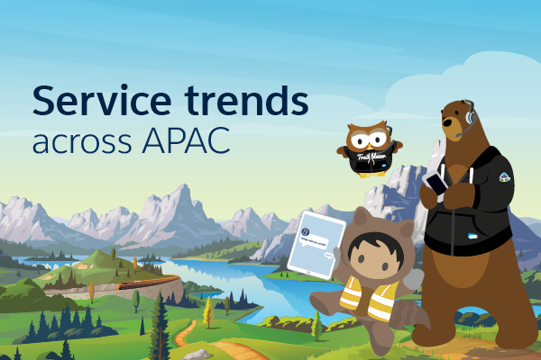 State of Service: Service trends across APAC