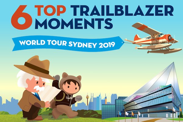Infographic: World Tour's top Trailblazer moments