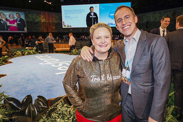 10 highlights from Salesforce World Tour Sydney 2019