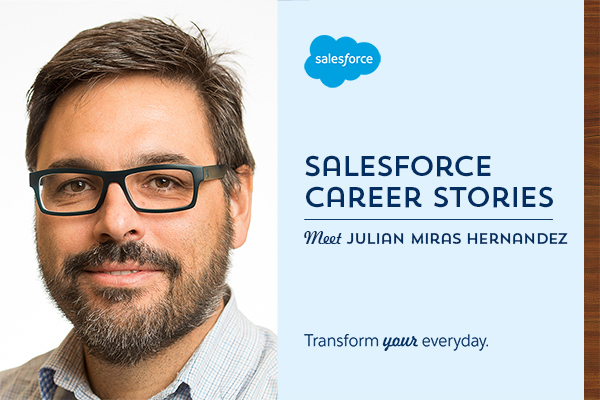 Field of innovation: My MuleSoft career