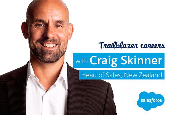Meet Craig Skinner: Former teacher turned sales leader
