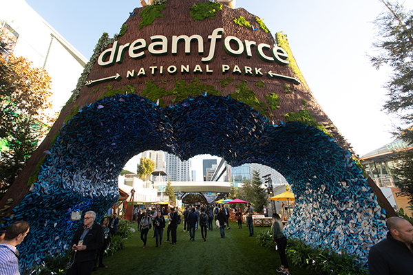 5 insights from day one at Dreamforce