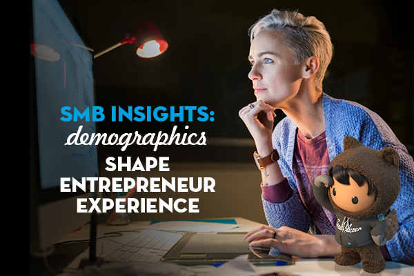SMB insights: Demographics shape entrepreneur experience