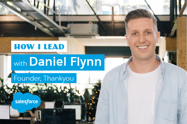 """How I lead"": Daniel Flynn, Thankyou"