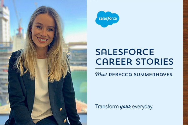 Meet Rebecca Summerhayes – dog lover, adventurer, Account Executive