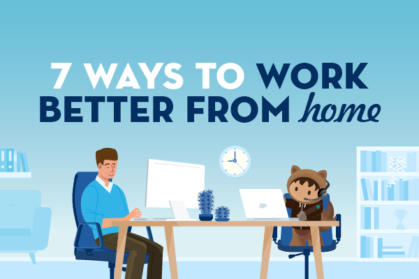 7 working from home tips from Australia's #1 workplace