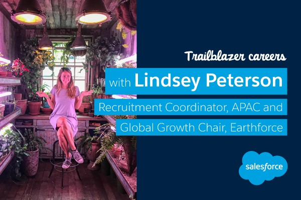 Meet Lindsey Peterson: the career reinventor blending passion and work