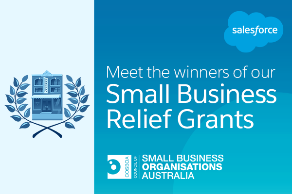 Meet our small business grant recipients