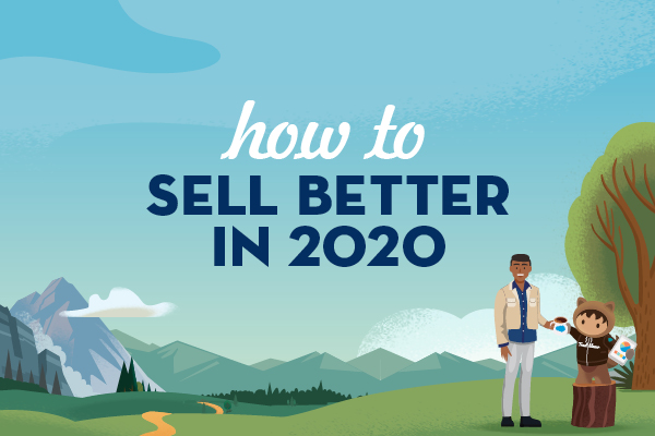 Infographic: How to sell better in 2020