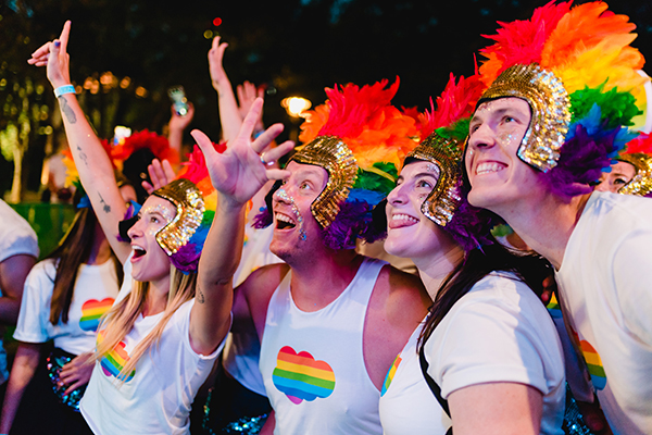 Equality is what matters – so Salesforce is marching with Sydney Gay and Lesbian Mardi Gras 2020