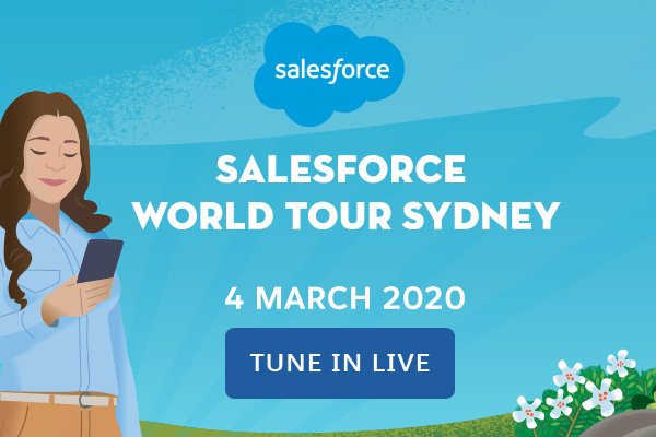 Announcing World Tour Sydney Reimagined: A day of inspiration, innovation and learning direct to your device