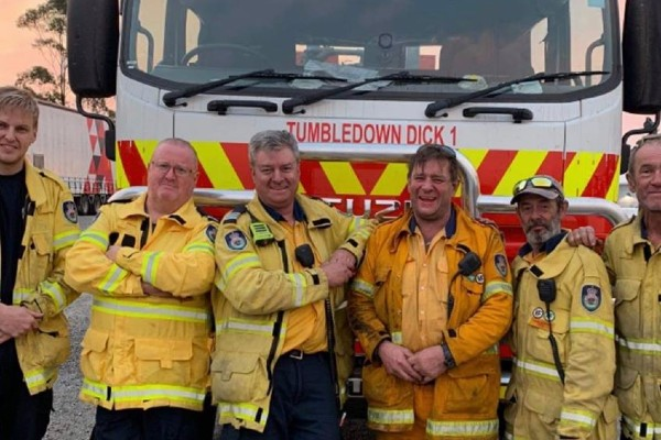 My experience as a volunteer Australian firefighter