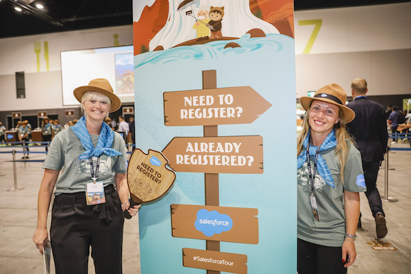 Salesforce World Tour is returning to Sydney in 2020