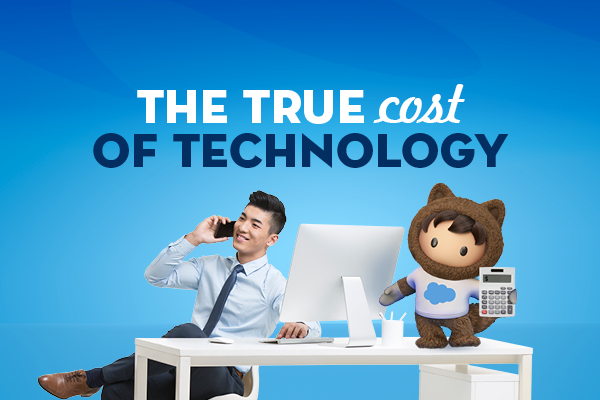 Infographic: The true cost of technology