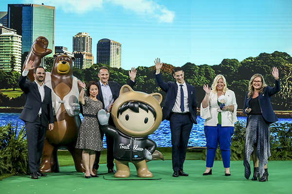 10 highlights from Salesforce World Tour Sydney Reimagined