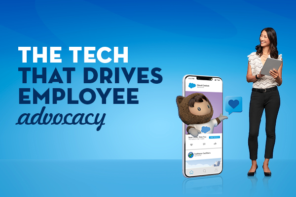 Infographic: How IT leaders can build employee advocacy