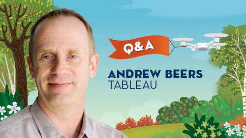 Q&A: How CIOs can build a data-centric culture with Andrew Beers, CTO, Tableau