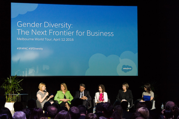 Gender Diversity : The Next Frontier for Australian Business