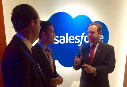 Salesforce participates in Australia US Business Week