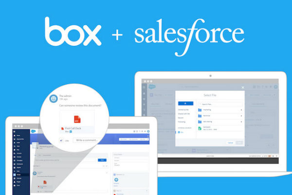 Have a Look Inside the all New Salesforce Files Connect for Box