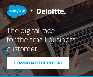 New Report: The Digital Race for the small business customer