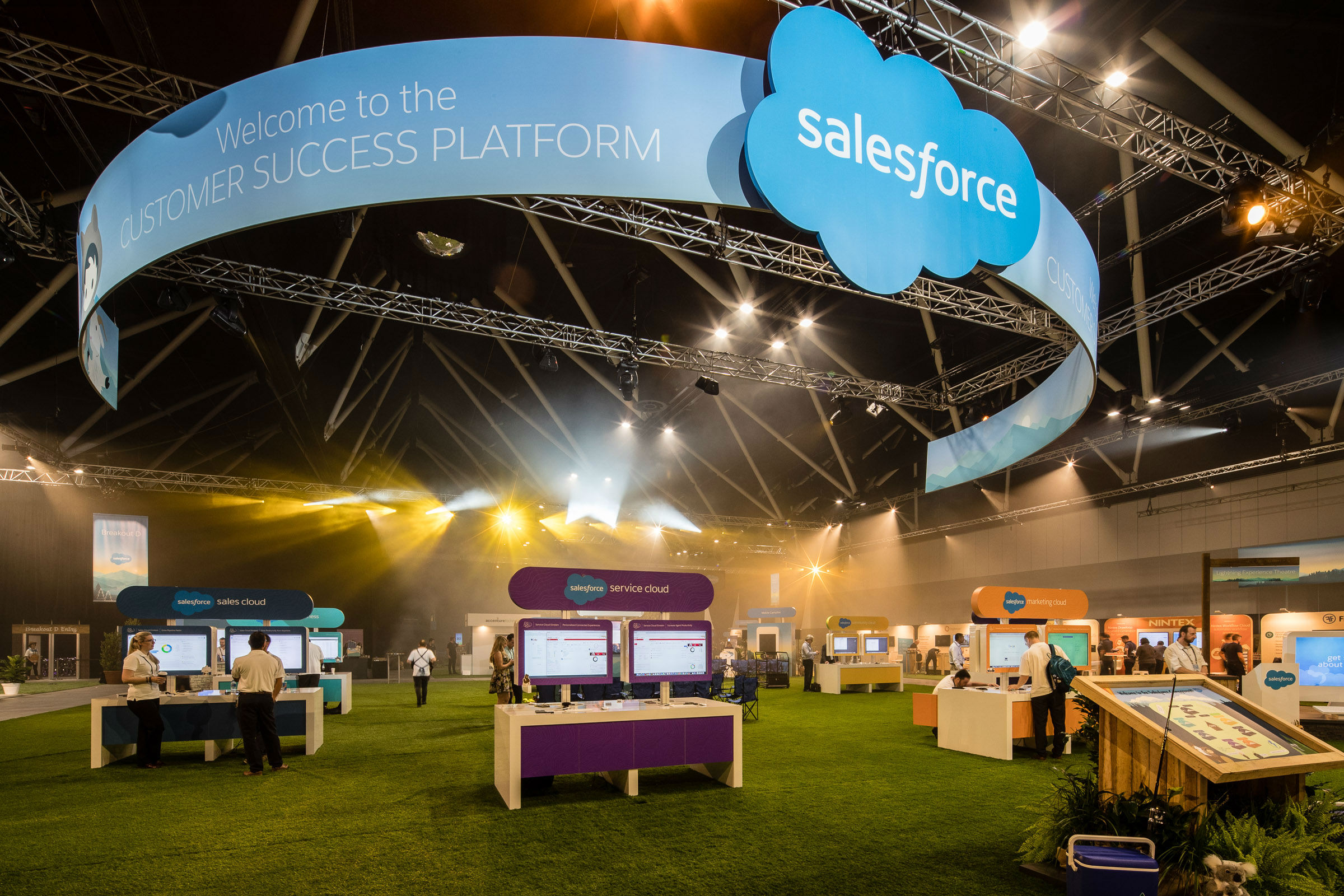 What to expect at Salesforce World Tour Sydney