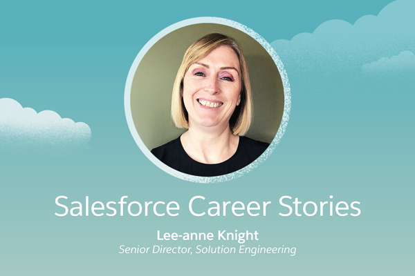 Salesforce Career Stories: Coming Home