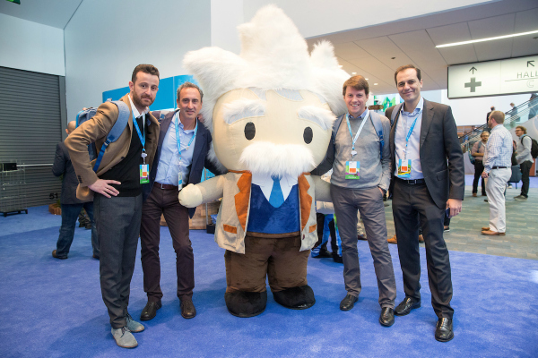 Salesforce Sydney World Tour