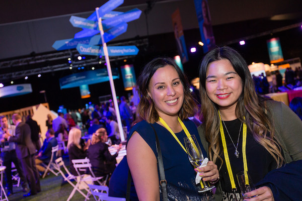A marketer's guide to Salesforce World Tour Sydney