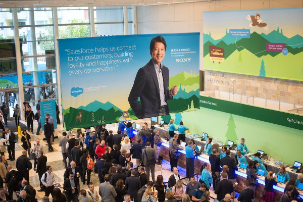 An SMB's guide to Salesforce World Tour Sydney