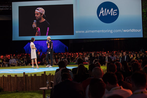 AIME shows us how equality and mentoring go hand-in-hand