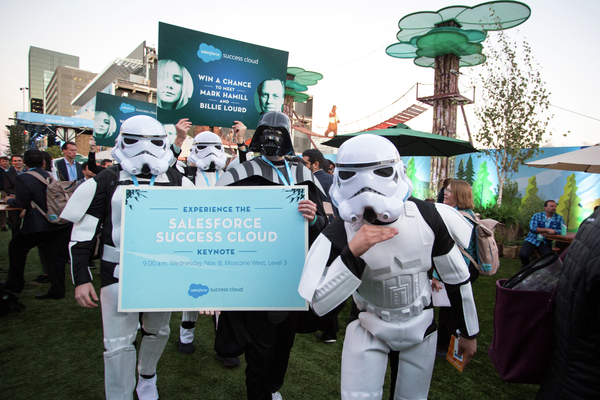It's a wrap! Here's what happened at Dreamforce 2017