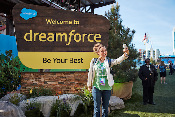 A look back at the highlights from Dreamforce 2016